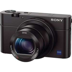 Sony RX100 iii M3 - Refurbished - Sony Outlet - £415.64 using voucher code NJPGBAFF219
