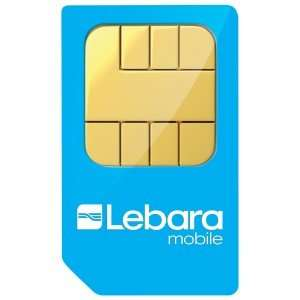 *** Free Lebara SIM + £5 Amazon Voucher ***