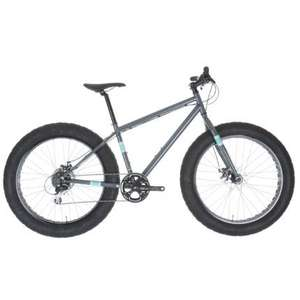 Verenti indulgence fat bike 2015 from wiggle, £350