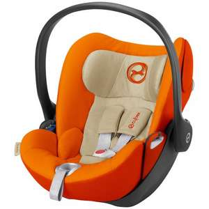 Cybex Cloud Q Group 0+ Car Seat, Autumn Gold £175 -JL Price Error?