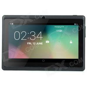 "7"" Quad Core Android 4.2 Tablet.  1GB Ram.  £26.56 Delivered from Dealextreme"