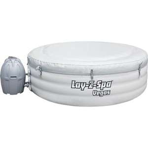 Lay z spa Vegas £271.99 at homebase