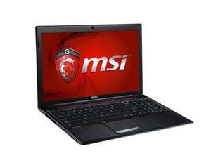 "MSI GE60 Apache (15.6"", Core i5-4210H 2.9ghz/3.5ghz, 8gb RAM, Nvidia Geforce GTX 850m, 1TB HDD, Full HD 1080p, 2 yr warranty) £599.98 @ Dabs"