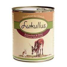 Lukullus Mixed Multibuy Dog Food 30 x 800g Tins £39.95 @ Bitiba