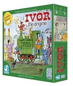 Ivor The Engine Board Game £7.30 + delivery for none prime - £10.60 @ amazon.co.uk