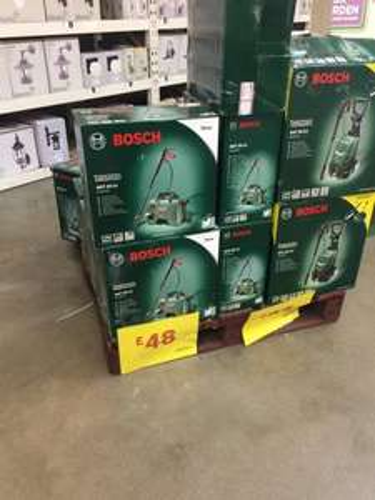 Bosch AQT 33-11 Pressure Washer £48 @ B&Q Beckton