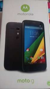 Moto G 4G - £80.00 - No topup, no voucher on Vodafone instore @ Tesco mobile