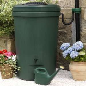 Harcostar magnum 350 litre water butt £54.99 delivered @ Evengreener