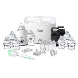 Tommee Tippee Closer to Nature Essentials Starter Kit £45 @ Amazon with code