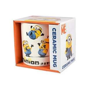 Despicable Me Minion Mugs - £1 @ Poundland