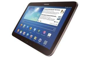 "Refurbished Samsung Galaxy Tab3 16GB 10"" Tablet Intel Atom Android 4.1 GT-P5210 Tesco/eBay for £109"