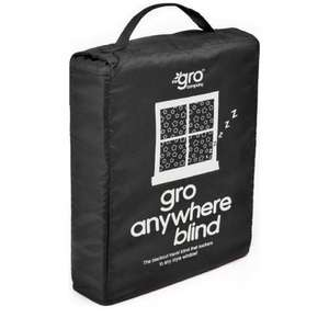 Gro black out blind £17.99 @ Argos