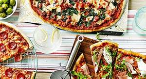 ASK Italian restaurant Half Price Food from today until Thursday (included)