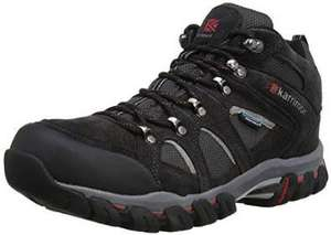 Karrimor Bodmin IV Weathertite, Men's Trekking and Hiking Shoes £26.99 reduced from £70 @ Amazon