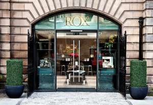 ROX SALE Up To 85%  starting at just £4 Off Free Delivery, Free Gift Wrapping & 5% Quidco