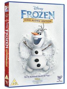 Frozen Sing Along DVD 700 points @ Disney Movie Rewards