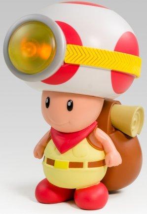 Captain Toad Figurine Lamp 6000 Stars @ Club Nintendo