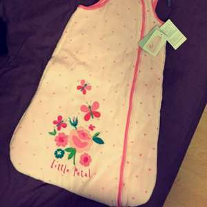 Primark - Baby sleeping bag/ Grobag £2