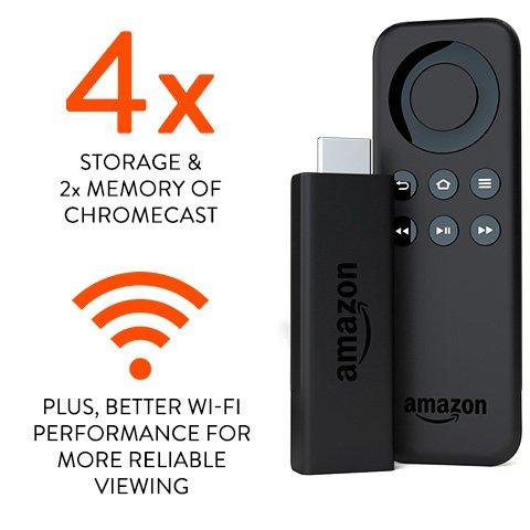 Amazon Fire TV Stick £35 delivered @ Amazon.co.uk