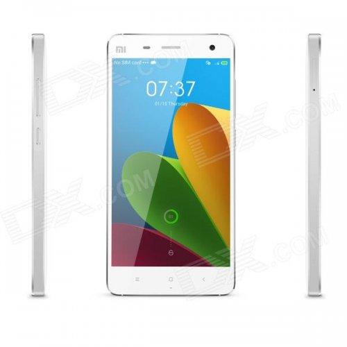 Xiaomi Mi4 White Quadcore 3gb ram, 16gb, 13mp & 8mp Android Mobile Phone - £138 @ DX