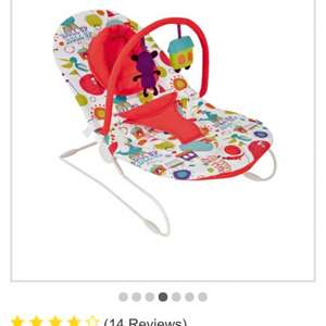 Mamas & Papas Roll Up Roll Up Bouncer £17.99 at Argos