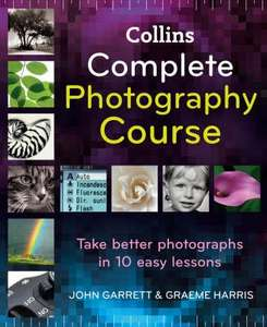 Collins Complete Photography Course (Hardback) £11.29 Delivered or click and collect from Waterstones