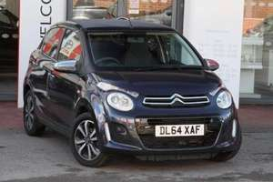 Citroen C1 Flair - reversing camera, air con, DAB radio, metallic paint, tinted rear windows, etc. - 12 month personal lease - 10,000 miles - £249 deposit & £83 per month  £1342.00 @ gateway2lease