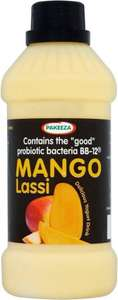 Pakeeza Mango Lassi Yogurt (1kg) was £2.89 now £1.50 @ Morrisons