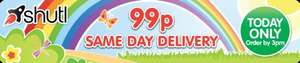 99p SAME DAY delivery on Paddling Pools @ The Entertainer if ordered before 3pm