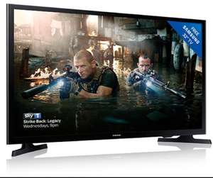 """Free 32"""" Samsung TV with a £20 a month sky subscription (£240 Term)"""