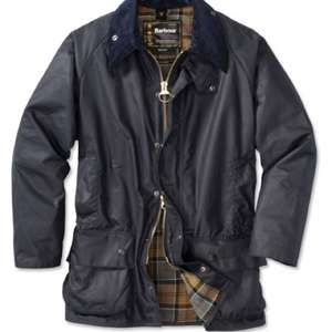 Classic Barbour Beaufort Jacket lowest price out there, £119! Free delivery too! @ House of Fraser