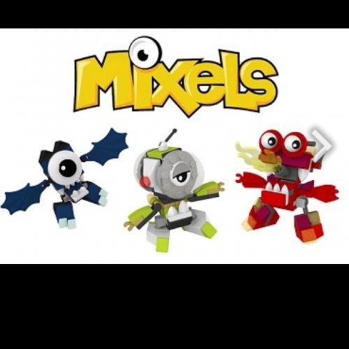 Lego Mixels Series 4 half price £1.50 at Argos PLUS 3 for 2!