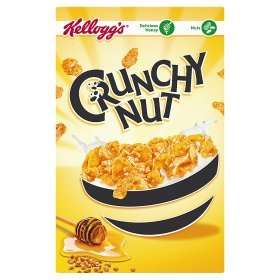 Kellogg's Crunchy Nut Limited Edition Pack (750g) ONLY £2.00 @ Asda