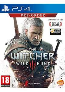 The Witcher 3: Wild Hunt - Day One Edition (PS4/Xbox One) £35.99 Delivered @ Base