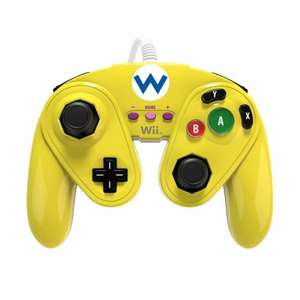 PDP Replica Wired Gamecube Controller (Wario/Mario/Luigi/Donkey Kong/Samus) £14.99 Each Delivered @ 365 Games (Wii U)