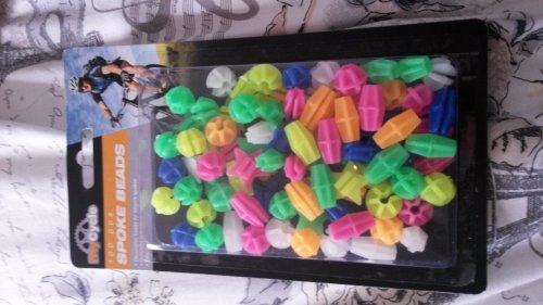Spoke beads (spokey dokeys) £1.00 @ Poundland