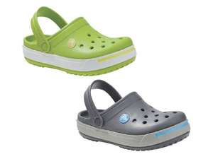 Crocs Kids' Clogs £9.99  in Lidl from 09.07