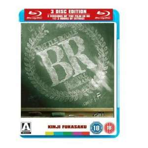 Battle Royale [3 Disc Edition Box Set] Arrow Video Bluray - £7.99 from Arrow