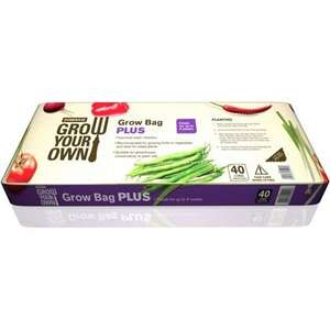 Homebase 40 Litre Grow bag £1.93
