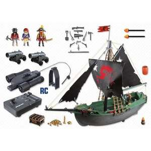 Playmobil rc pirate boat £24.96 @ Toys R Us