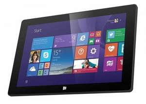"Linx 10"" Tablet Black Intel Atom Quad Core 2Gb RAM 32Gb With Camera WLAN Windows 8 (free Windows 10 upgrade) Manufacturer Refurb £95.00 Delivered with Office 365 and full 12 month warranty from Ebay (3Monkeys)"