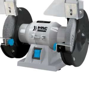 Mac Allister Bench Grinder £18 @ B&Q ( C&C )