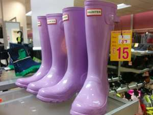 Girls Hunter Wellies, £15 in Next Clearance (Livingston)
