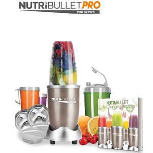 NutriBullet Pro 900w £84.80 @ Ebay/bargain.haven