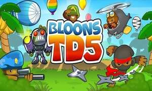 BLOONS TOWER DEFENSE 5 - iOS