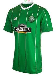 New Celtic away top  £33 pre order @ New balance