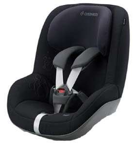 Maxi-Cosi Pearl Car Seat Black £149.99 @ Just4baby