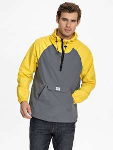 PENFIELD PAC JAC PACKABLE JACKET - YELLOW/GREY (SAVE 70%) £31.49 @ Urban Industry