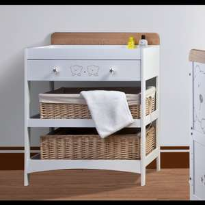tutti bambini the bears shelf changing unit £24.99 + delivery - £34.98