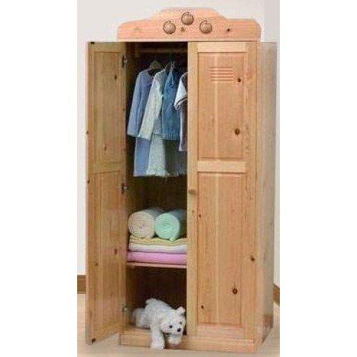 natural pine baby wardrobe , tutti bambini, 89.99 75% off. + delivery - £99.98 @ tuttibambini